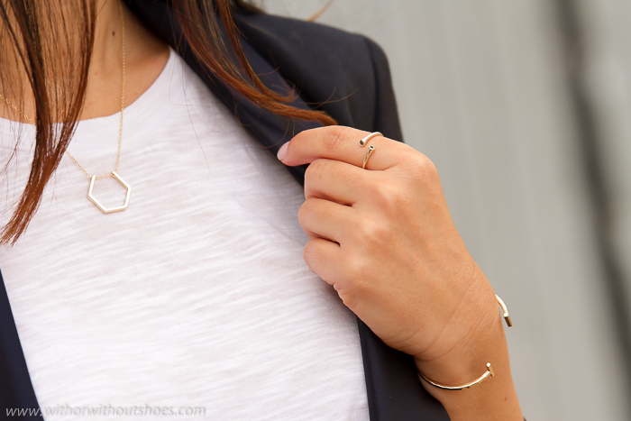 Tendencias en joyas minimalistas chic