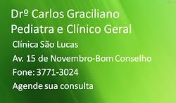 DRº CARLOS GRACILIANO