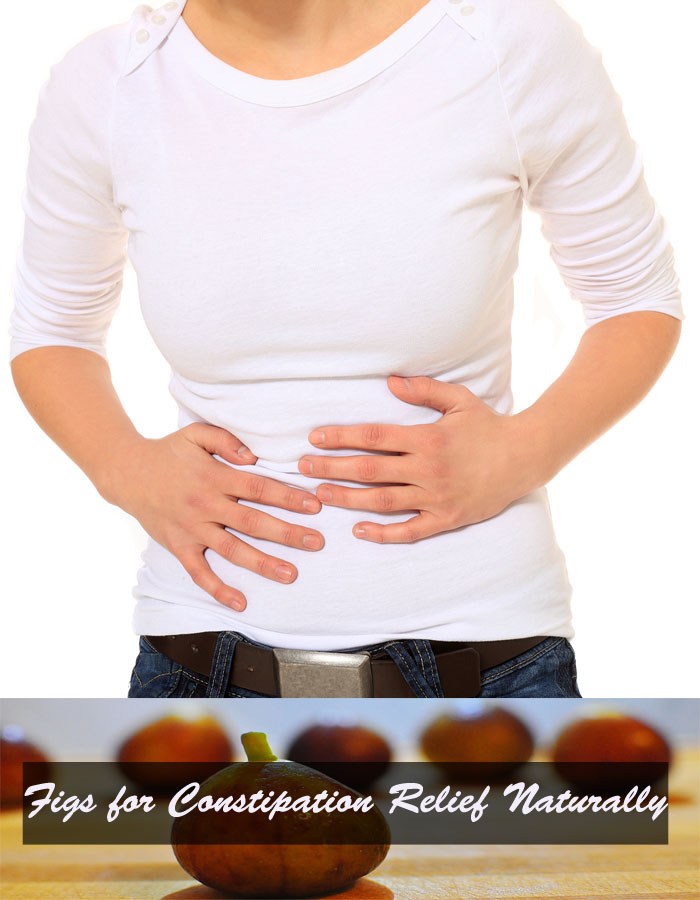Figs for Constipation Relief Naturally
