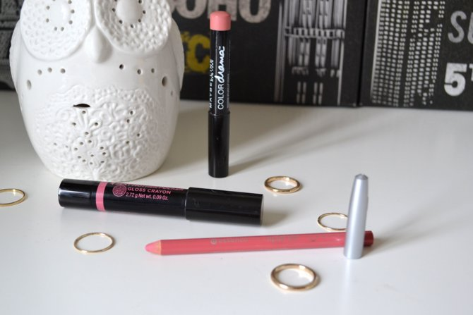 Essence Lip Liner in Wish Me A Rose