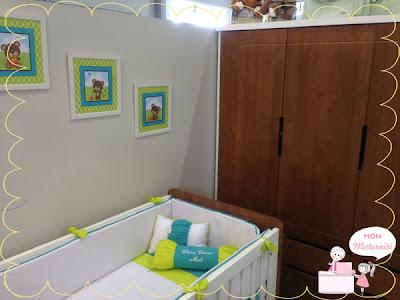 tulipa baby exposição decoração mon maternité