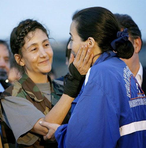Clara Rojas e Ingrid Betancur