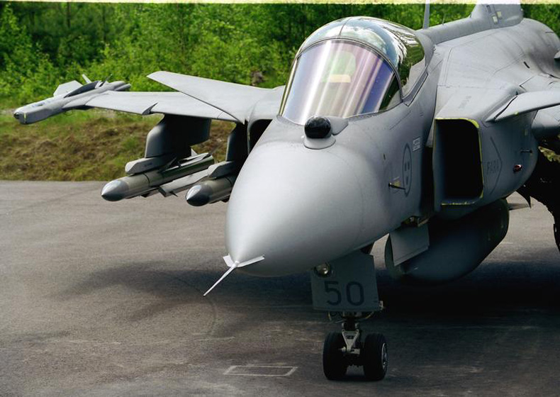 The Saab Gripen Ng Capable Andon F 35 Helmet Mounted Display System
