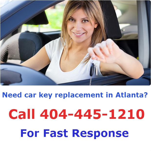 Top Auto Locksmith In Atlanta