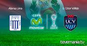 Alianza Lima vs Cesar Vallejo en Vivo - Torneo Apertura