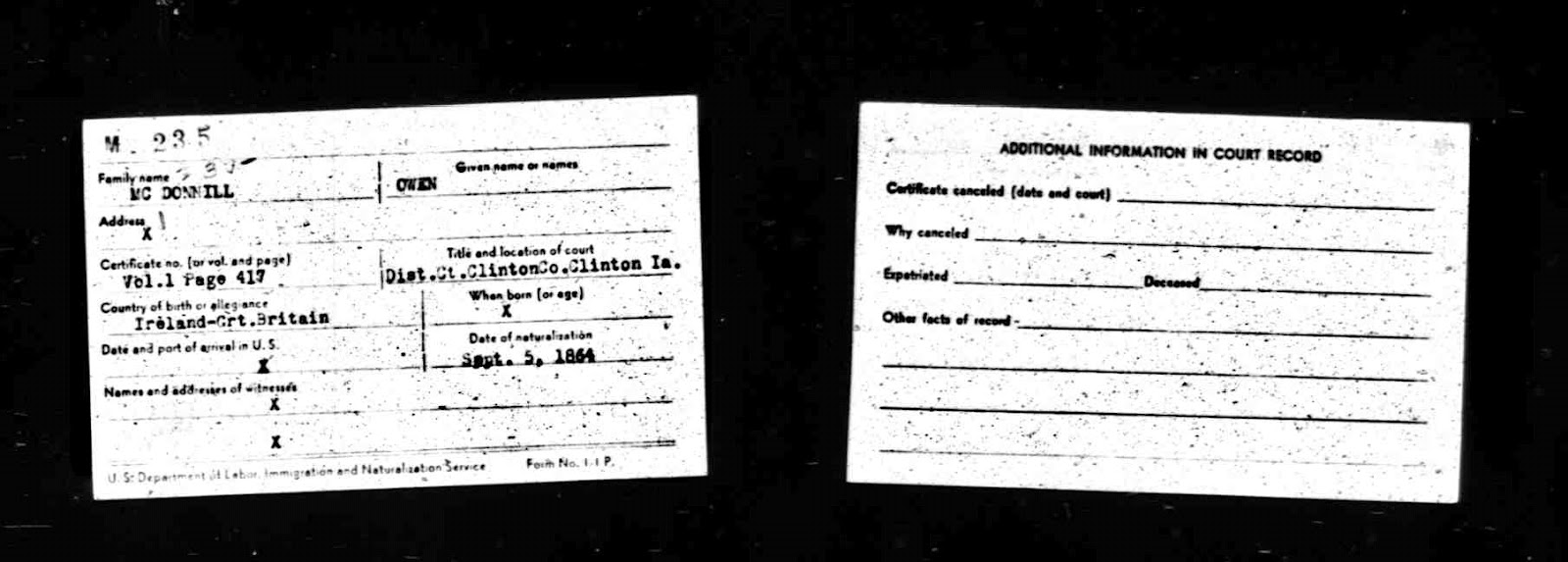 How To Get A Copy Of Naturalization Papers