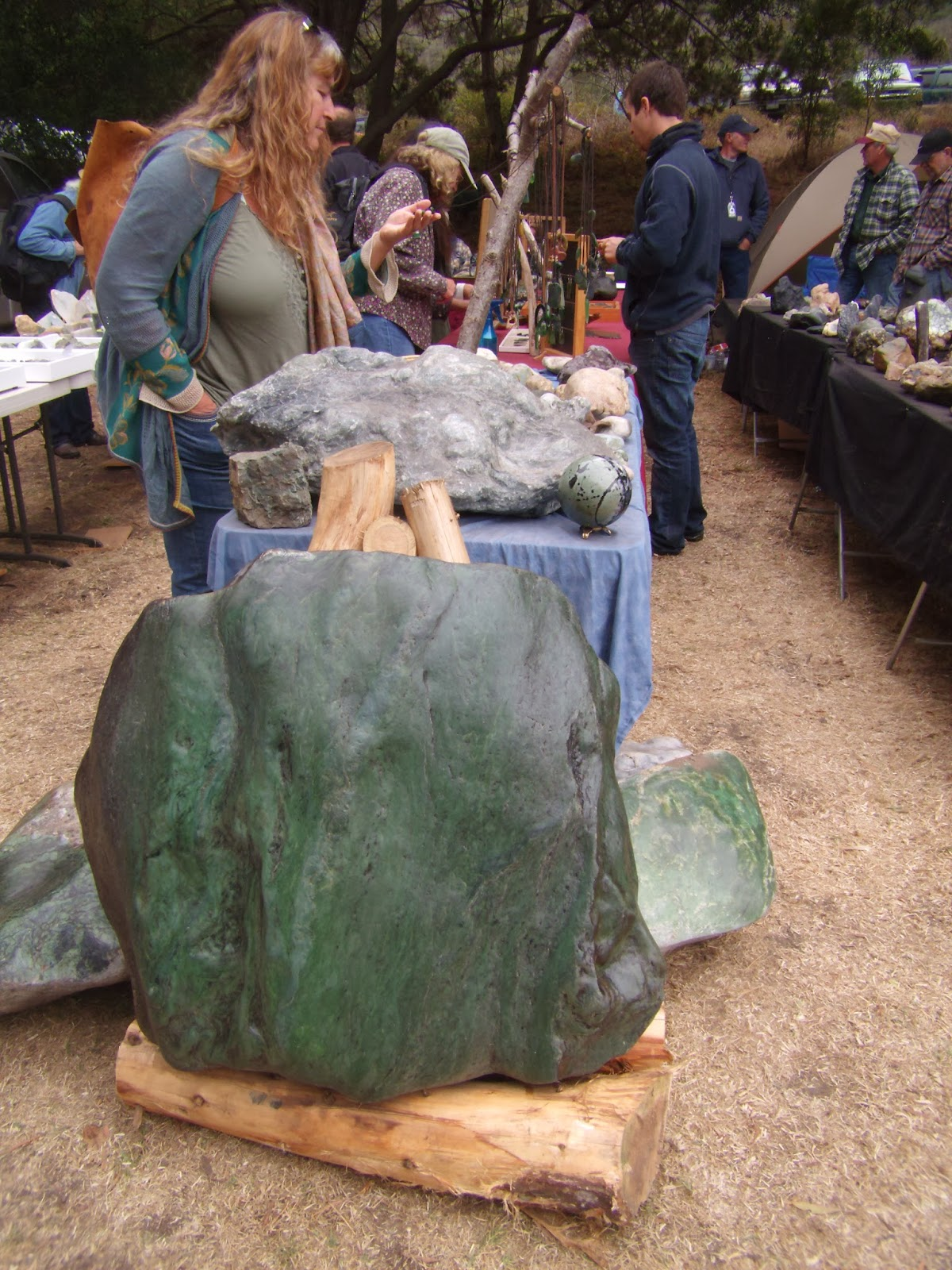 Eclectic Arcania 22nd Annual Big Sur Jade Festival