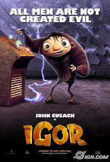 Igor – DVDRIP LATINO
