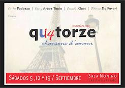 Quatorze en setiembre 2015