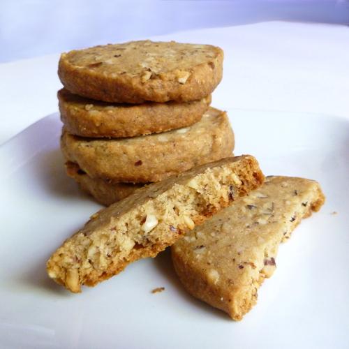 Cookistry: Hazelnut Cookies
