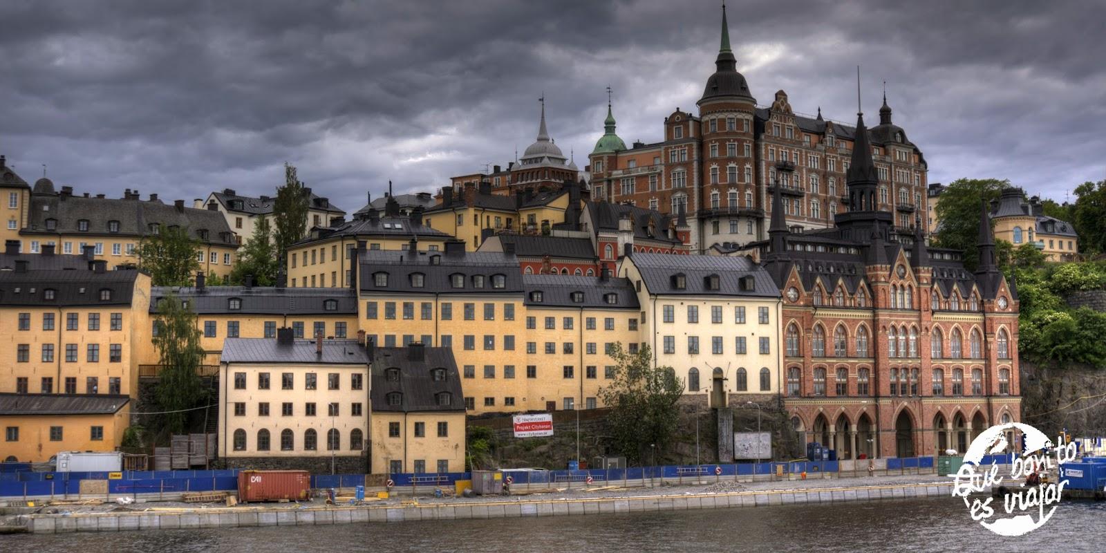 2 minutos en... Estocolmo