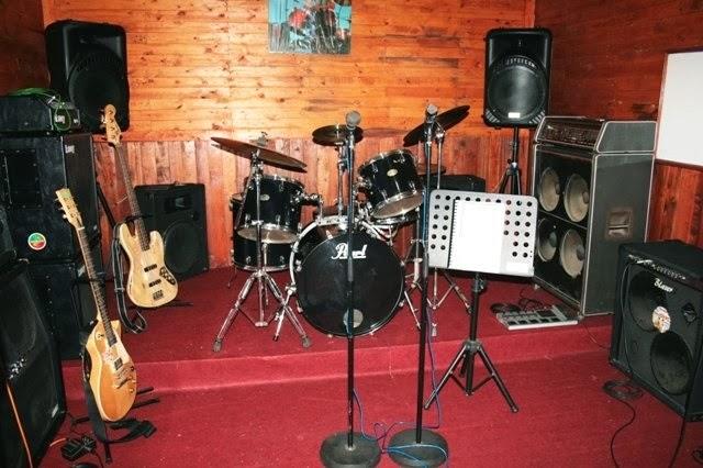Peluang Usaha Studio Musik