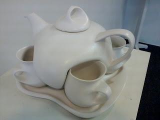 Picard's Peter Saenger teapot