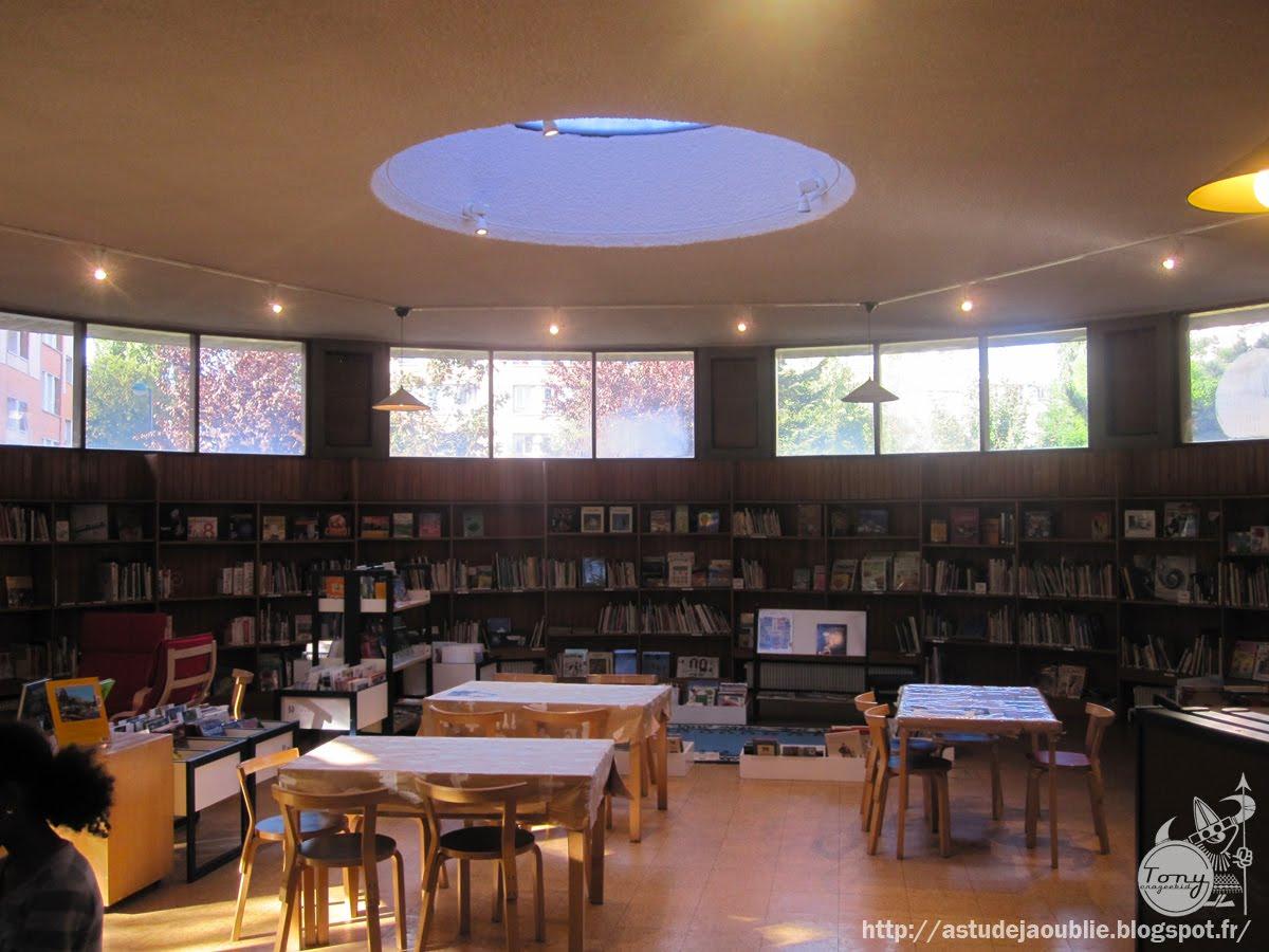 clamart biblioth que atelier de montrouge part 2. Black Bedroom Furniture Sets. Home Design Ideas