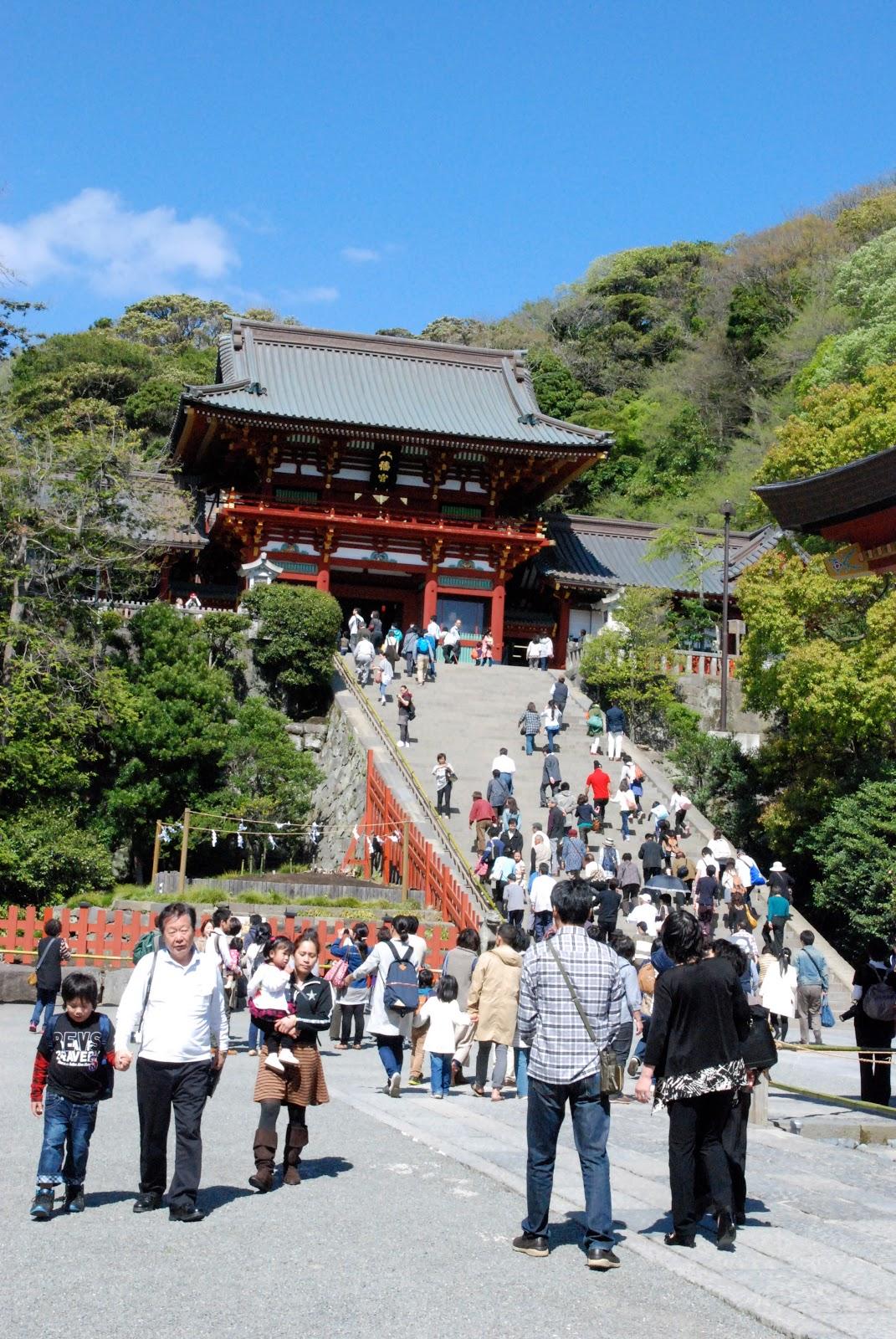 leben in japan kamakura