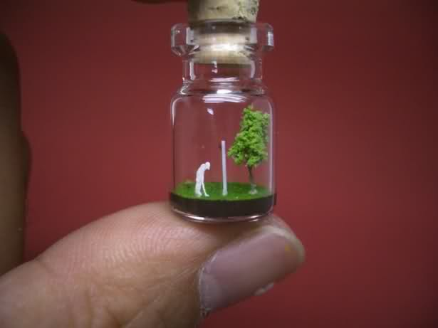 Tiny Bottle Artwork