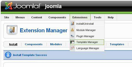 cara install module di dalam joomla my melodiczz blog