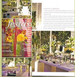Revista Kaza Festas 2012