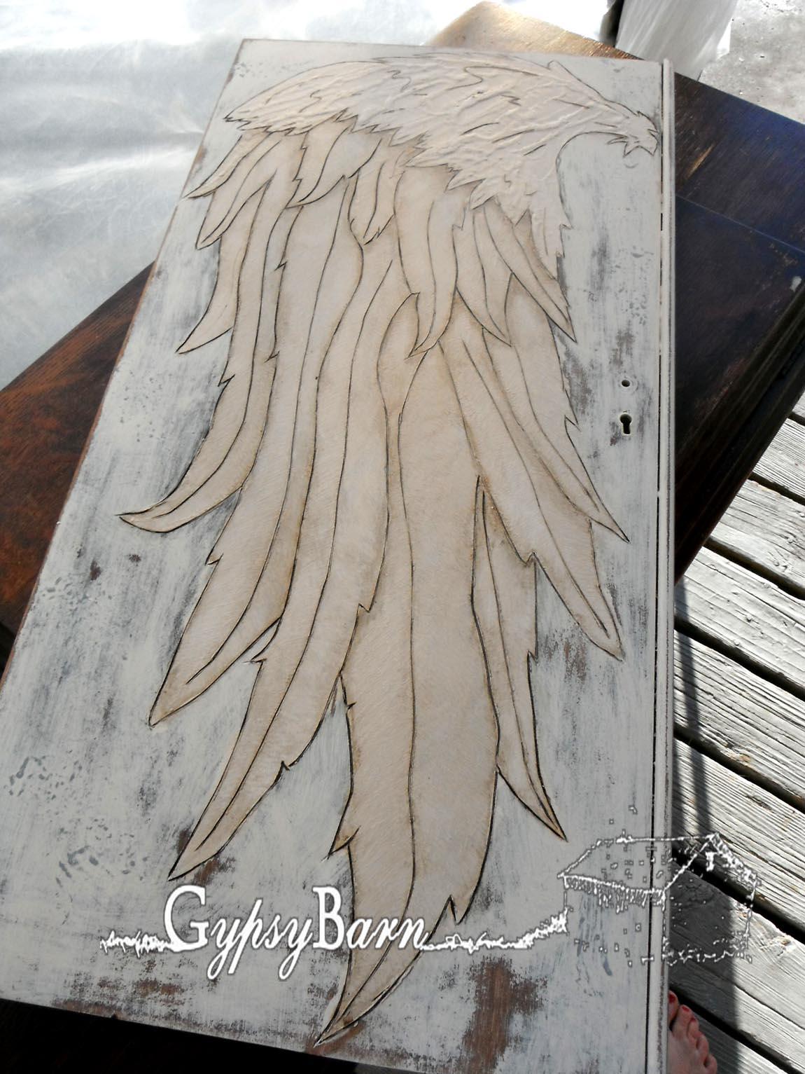 Diy Angel Wings Angel Wings Diy Paper Plate