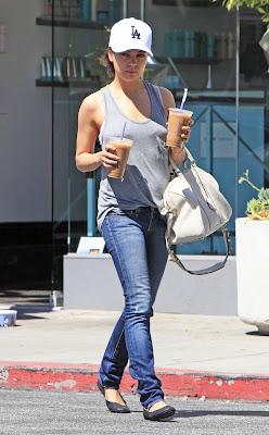 Mila Kunis Candids