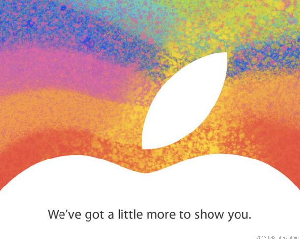 Seminar Apple Pada 23 Oktober 2012