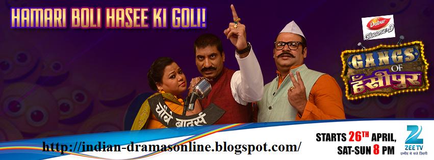 Gangs Of Hasseepur New Zee TV Comedy Show Watch online