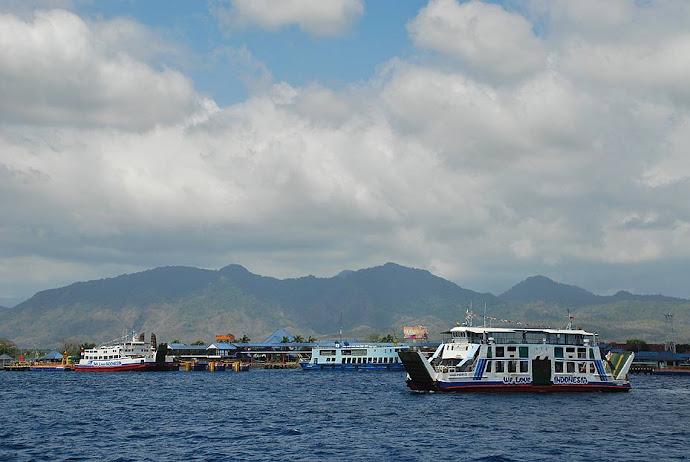 Puerto de Gilimanuk