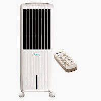 Buy Symphony Diet 12i 12-Litre Air Cooler with Remote Rs. 5899 only at Amazon.