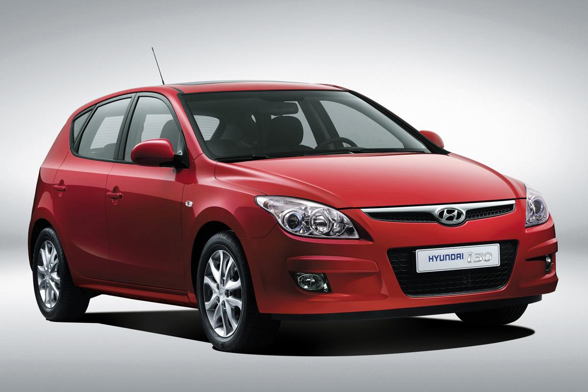 luxury cars hyundai i30