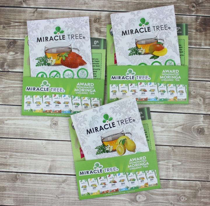 Miracle Tree Moringa Tea Bags