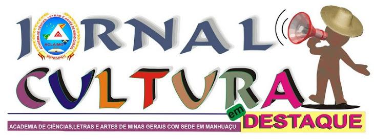 JORNAL CULTURA EM DESTAQUE DA ACLA/MG