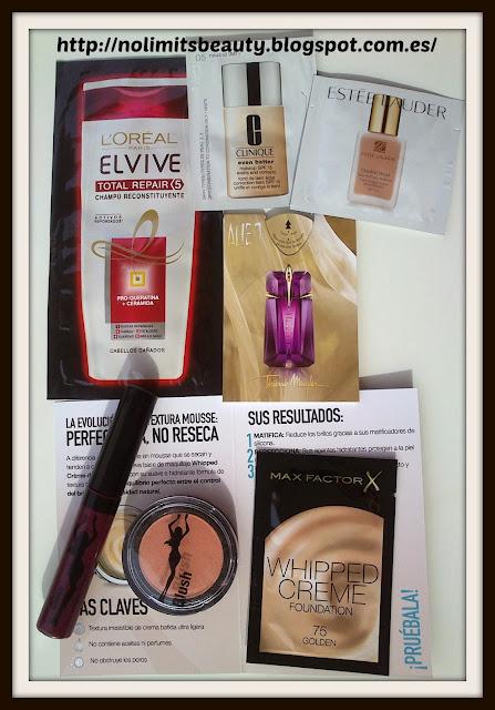 Revista Cosmopolitan Noviembre 2013 - regalos y muestras