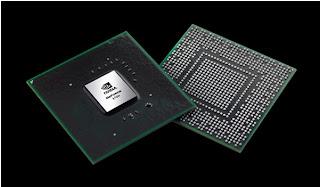 GPU NVIDIA GeForce 610M