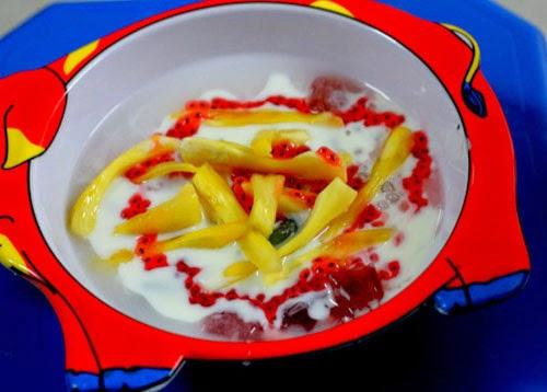 Sữa chua mít thơm ngon mát lạnh
