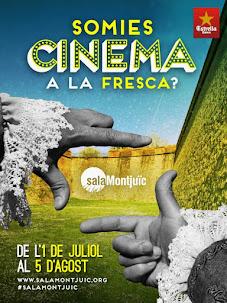 SALA MONTJUÏC. CINEMA A LA FRESCA