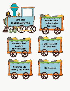 El tren de los mandamientos relialbaluis ibtimes india - Los 10 locos mandamientos ...