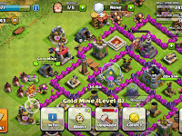Clash of Clans v7.1.1 Mod Apk Unlimited Gold, Money, and Elixir