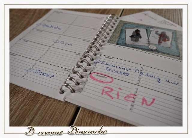 Challenge Photo PBS lettre D