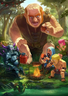 Artwork Clash of Clans