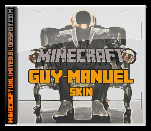 Guy Manuel Skin caratula