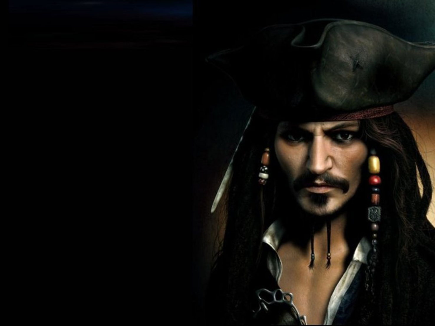 Captain Jack Sparrow Wallpaper | Perfect Wallpaper