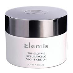 Elemis, Elemis Tri-Enzyme Resurfacing Facial, Elemis facial, Elemis Tri-Enzyme Resurfacing Night Cream, Elemis skincare, Elemis skin care, Elemis moisturizer, facial, Bliss, Bliss facial, spa, salon and spa directory, Bliss spa