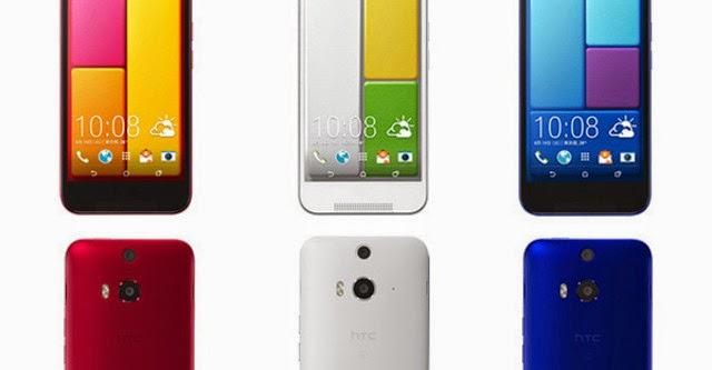 """""""Biến thể"""" HTC One M8 xuất hiện tại Nhật Bản"""
