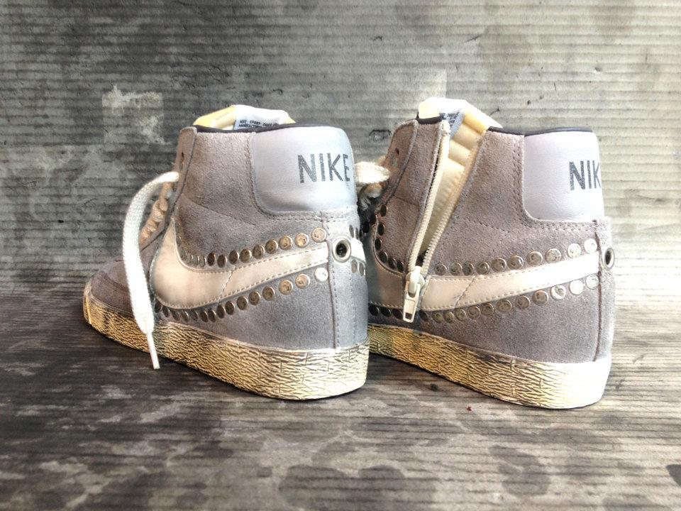 muffin shop scarpe nike