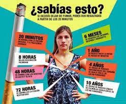 5 benefícios de parar de fumar