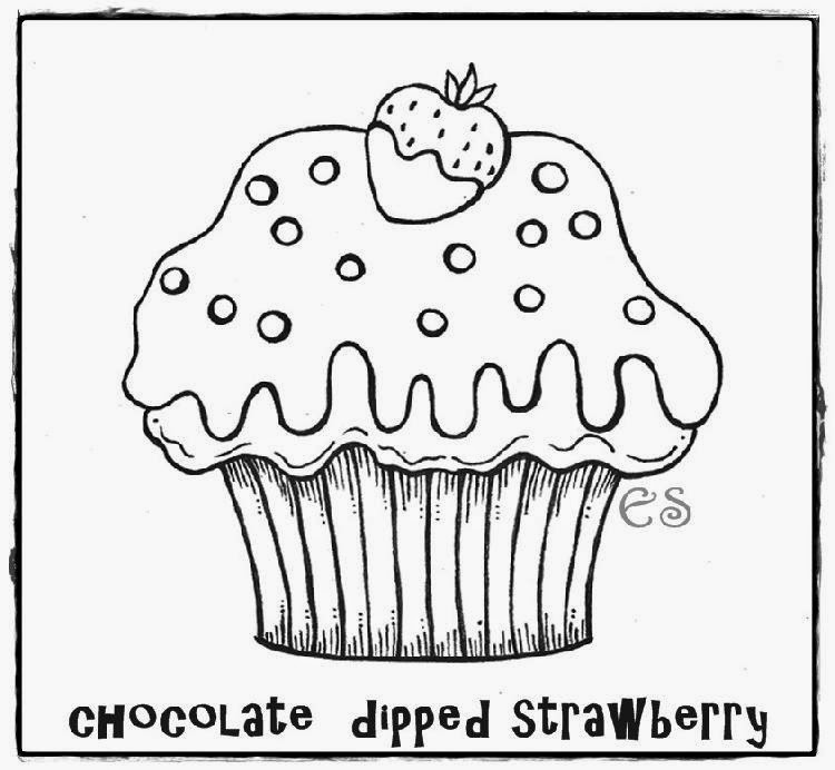 1st Birthday Cupcake Coloring Page Free Coloring Pages Cupcake