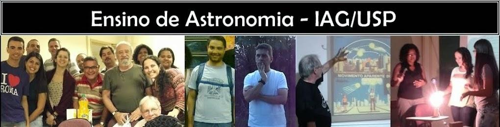 Ensino de Astronomia - MPEA - IAG/USP