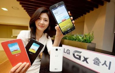 LG, LG Gx