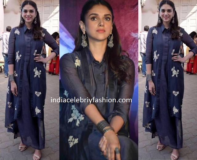 Aditi Rao Hydari in Myoho Outfit