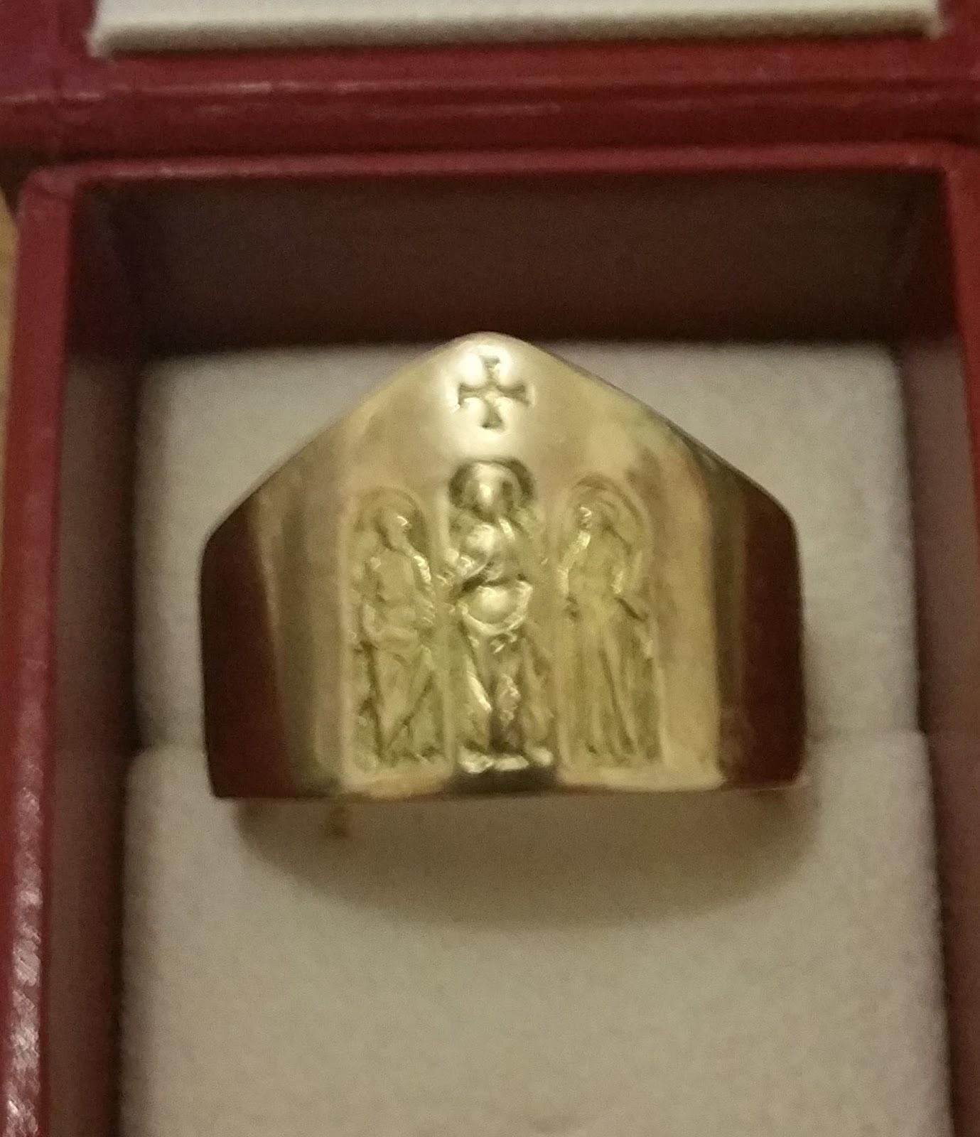 Catholic Bishop Ring